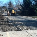 Residential Excavating 2